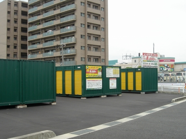 スペースプラス倉敷新田