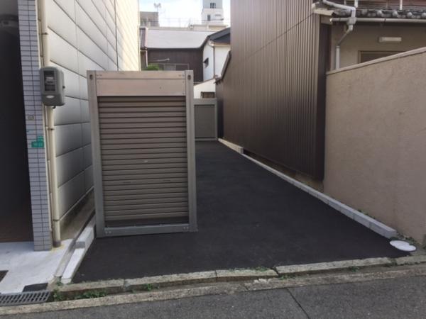 スペースプラスバイクコンテナ阿倍野阪南町