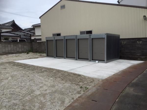 スペースプラスバイクコンテナ堺北野田