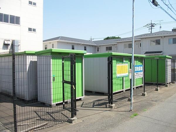 スペースプラス東恋ヶ窪